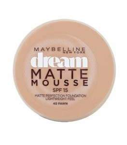 Dream Matte Mousse -
